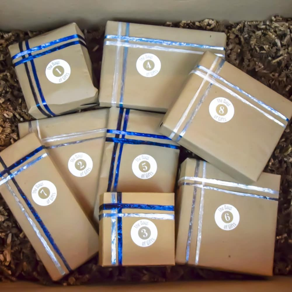 The 8 Days Of Hanukkah Gifts For Him The Days Of Gifts Multi