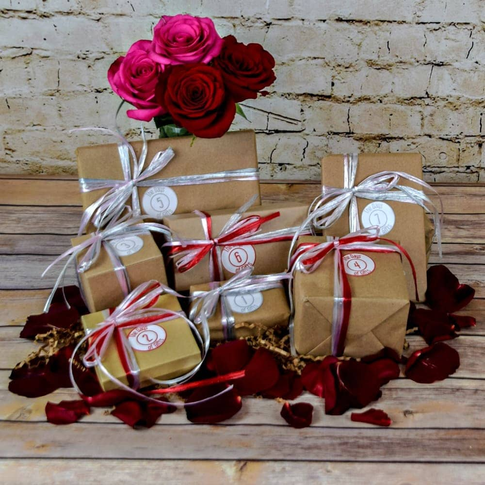 The 7 Days Of Valentines Day Gifts For Her From The Days Of Gifts