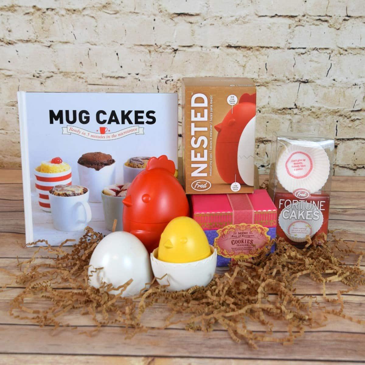 Cake Mug Recipe Book