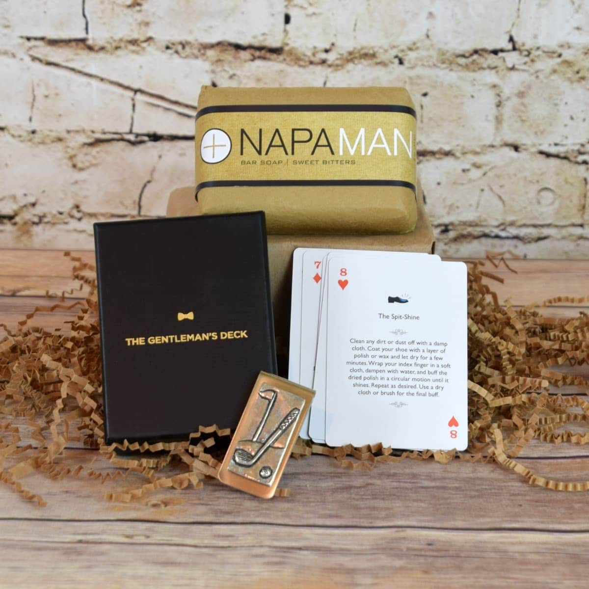 Gentlemen's Gift Package: Gifts for Him from The Days of Gifts