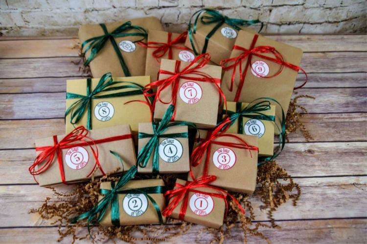 12 Days Of Christmas Ideas.The 12 Days Of Christmas Gift Ideas The Days Of Gifts