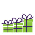 How The Days of Gifts Works: 1. Select a Gift Package